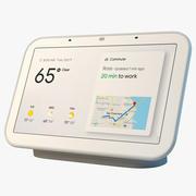 Google Home Hub 3d model
