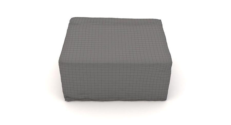 Boîte en carton 01 royalty-free 3d model - Preview no. 9