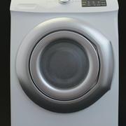 machine à laver appareil ménager 3d model
