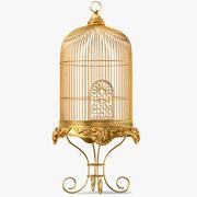 Bird Cage v2 3d model