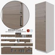 IKEA BROKHULT 3d model