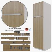 IKEA EKESTAD 3d model