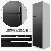 宜家KUNGSBACKA 3d model