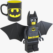 Batman Collection 3d model