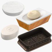 肥皂碟 3d model
