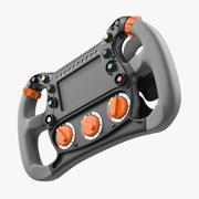 Formule E stuurwiel 3d model