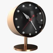 Horloge Vitra en bronze 3d model