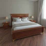 Sypialnia 3d model
