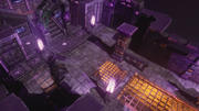 Stylized Modular Dungeon 3d model
