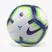 Nike Merlin Premier League Ball(1) 3d model