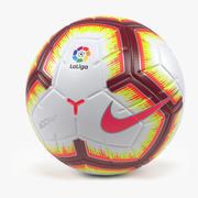Nike Merlin La LIga Ball 3d model