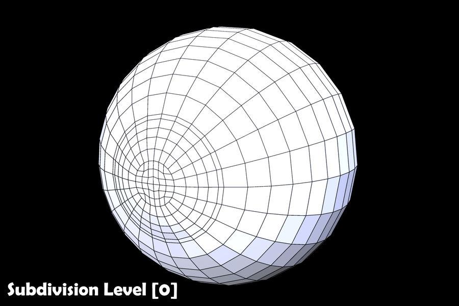 Реалистичный человеческий глаз royalty-free 3d model - Preview no. 10