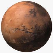 Mars Gezegeni 3d model