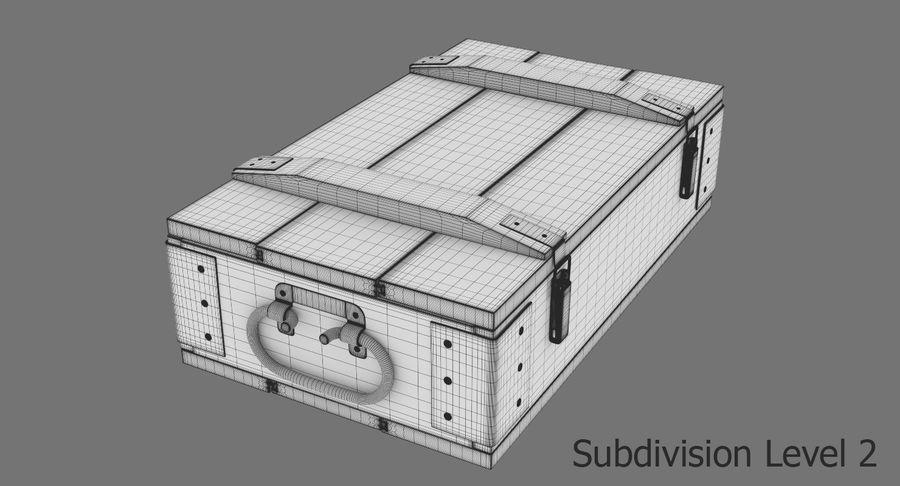 弾薬箱 royalty-free 3d model - Preview no. 27