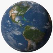 Earth Planet 3d model