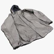 衣服11夹克 3d model