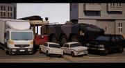 Stilize Arabalar 3d model