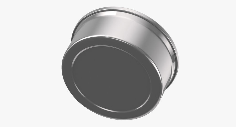 Food Cans royalty-free 3d model - Preview no. 24