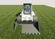 Kamwishi Skid Steer 3d model