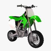 크로스 크로스 자전거 3d model