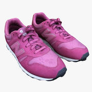Sneakers New Balance Donna 3d model