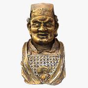 Buddhistischer Wächter 3d model
