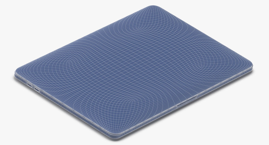 Apple Macbook Pro打开和关闭 royalty-free 3d model - Preview no. 21