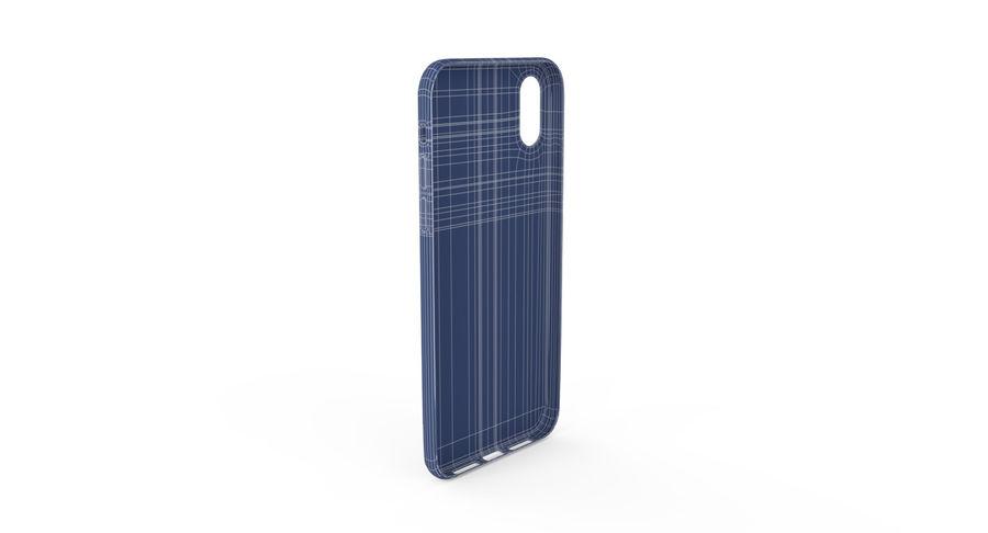 iPhone x Kılıfı royalty-free 3d model - Preview no. 22