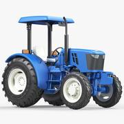 Утилита Компактный Трактор 3d model