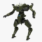 Battle Mecha 3d model