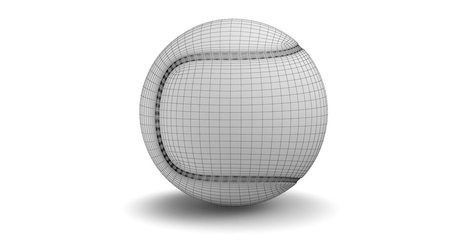 Tennis Court royalty-free 3d model - Preview no. 22