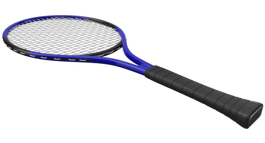 Tennis Court royalty-free 3d model - Preview no. 12