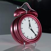 알람 시계-사용자 정의 가능한 색상 3d model