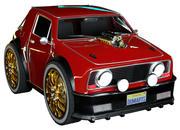 Sapienza Concept Car 3d model