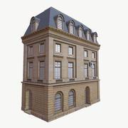 Construção neoclássica 3d model