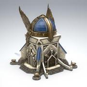 Odin_castle 3d model