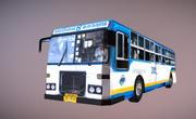 Автобус Легендарный 8 из Таиланда 3d model