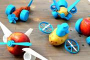 растительные игрушки 3d model