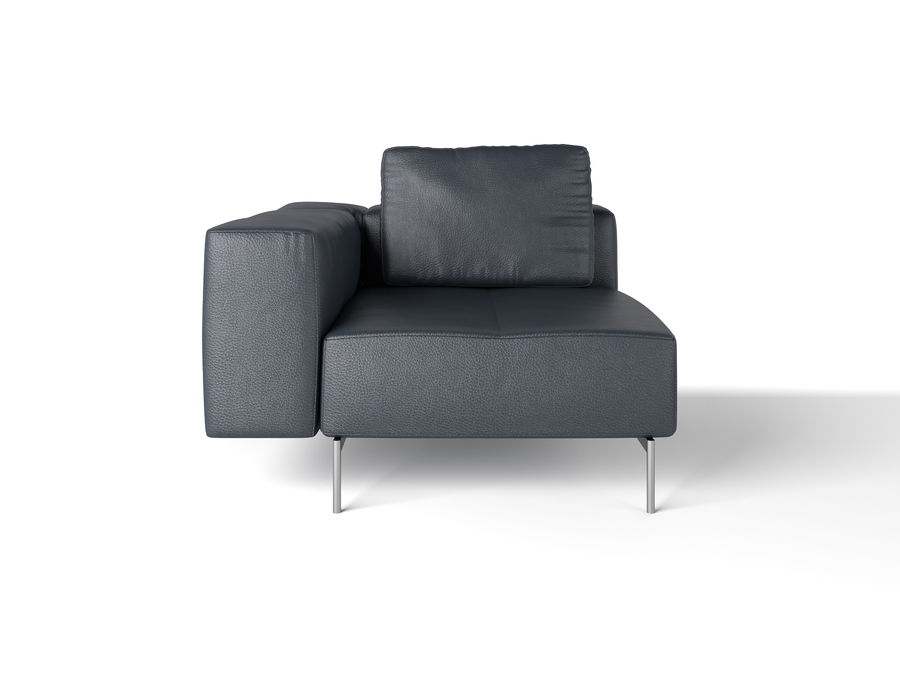 BoConcept Амстердам Диван royalty-free 3d model - Preview no. 18