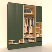 壁橱 3d model