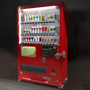 Japanse automaten 3d model