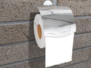 Papier toaletowy 3d model