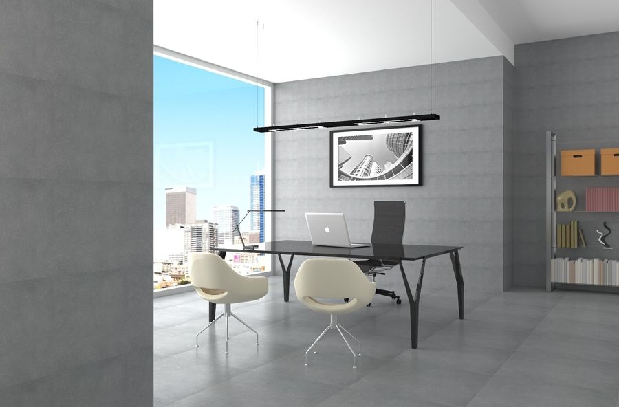 the boss office royalty-free 3d model - Preview no. 13