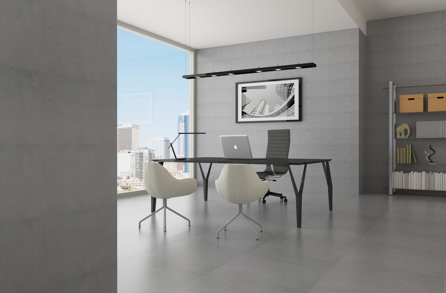 the boss office royalty-free 3d model - Preview no. 3