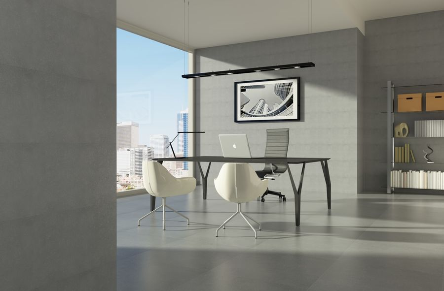 the boss office royalty-free 3d model - Preview no. 1