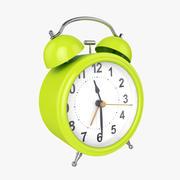 3D alarm clock model 3d model