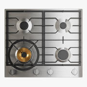 Cooktop a gás Asko HG1666SB 3d model