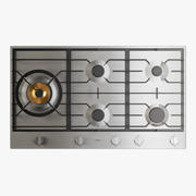 Cooktop a gás Asko HG1986SB 3d model