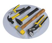 Outils instruments 3d model