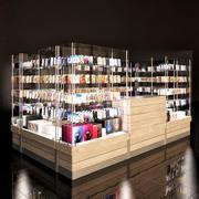 Einzelhandelsgeschäft Ausrüstung 3d model